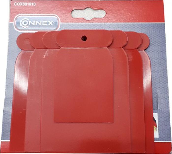connex 4 teiliges spachtelset badgestaltung ohne fliesen. Black Bedroom Furniture Sets. Home Design Ideas
